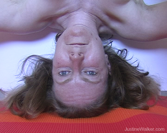Untitled (Headstand)
