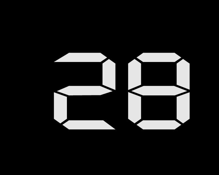 Countdown 28